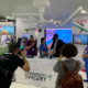 FUNDAMENTALVR WITH BRITISH AMBASSADOR AT ARAB HEALTH