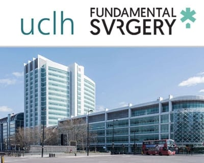 FundamentalVR, pioneers of immersive VR training technology announced today a pioneering partnership with University College London Hospitals NHS Foundation Trust (UCLH). Two ground-breaking surgical simulators have been installed at UCLH's flagship University College Hospital, one of the UK's leading teaching hospitals, as well as the UCLH staff training centre.