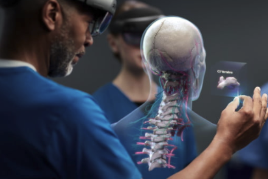 The future of surgery: AR, VR, and virtual learning will upend modern medicine
